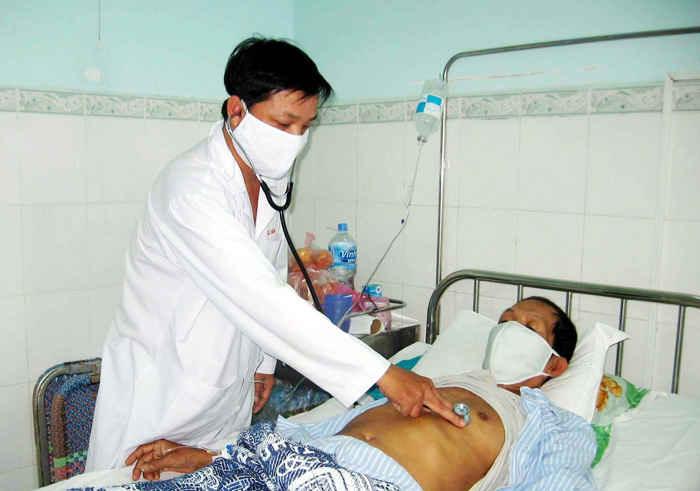 Thứ trưởng Bộ Y tế: Việt Nam nỗ lực chấm dứt bệnh lao vào năm 2030 - Ảnh 1