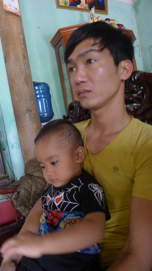 Sau vụ nổ ở Văn Phú, Hà Đông: Người phụ nữ xinh đẹp trở nên xơ xác cùng cực - Ảnh 6