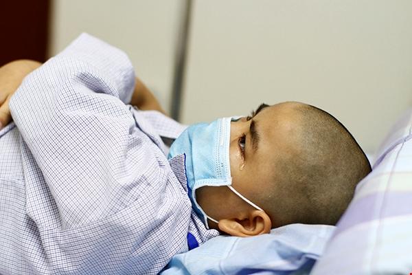 Gặp lại bệnh nhân suy tủy xương được cứu sống cách đây 3 năm - Ảnh 2