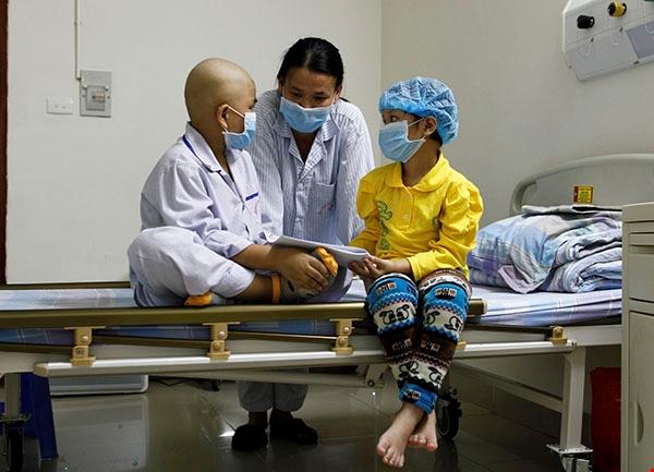 Gặp lại bệnh nhân suy tủy xương được cứu sống cách đây 3 năm - Ảnh 3