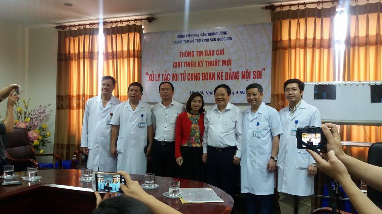 Thứ trưởng Bộ Y tế nói về ca phẫu thuật mới chữa vô sinh chỉ mất vài triệu đồng - Ảnh 2