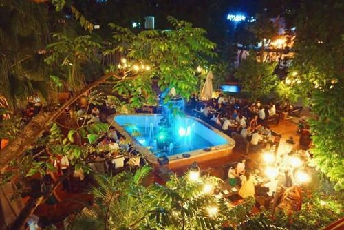 Những nhà hàng có không gian xanh ở Hà Nội - Ảnh 6