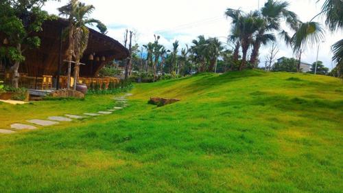 Những nhà hàng có không gian xanh ở Hà Nội - Ảnh 9