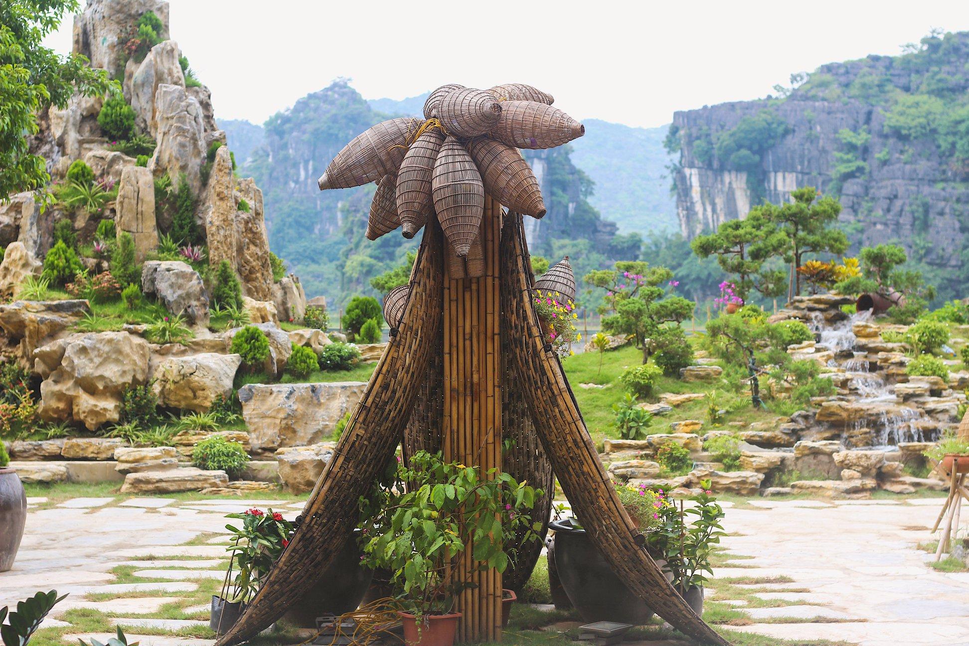 Ngắm hang Múa, Ninh Bình: Tuyệt đẹp trong sắc Thu - Ảnh 2