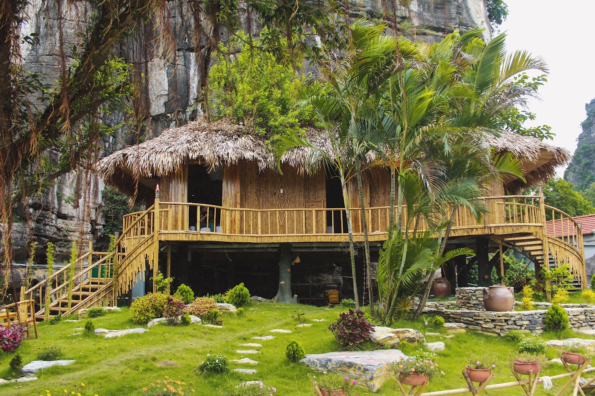 Ngắm hang Múa, Ninh Bình: Tuyệt đẹp trong sắc Thu - Ảnh 4