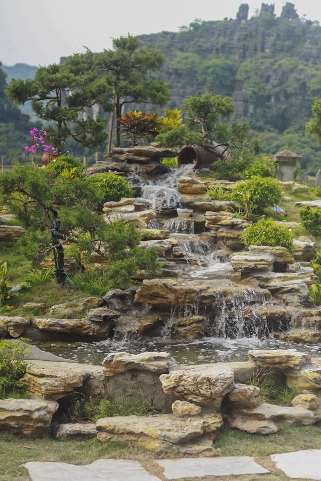 Ngắm hang Múa, Ninh Bình: Tuyệt đẹp trong sắc Thu - Ảnh 8