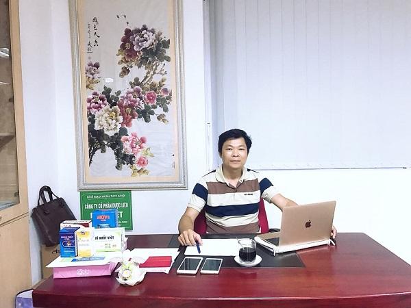 """CEO công ty CP Dược liệu Nhất Việt """"mách nước"""" những lợi thế khi start up ở tuổi ngoài 40 - Ảnh 1"""