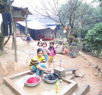 Đến năm 2020: Thái Nguyên có thêm 53 xã sẽ có nước sạch - Ảnh 1