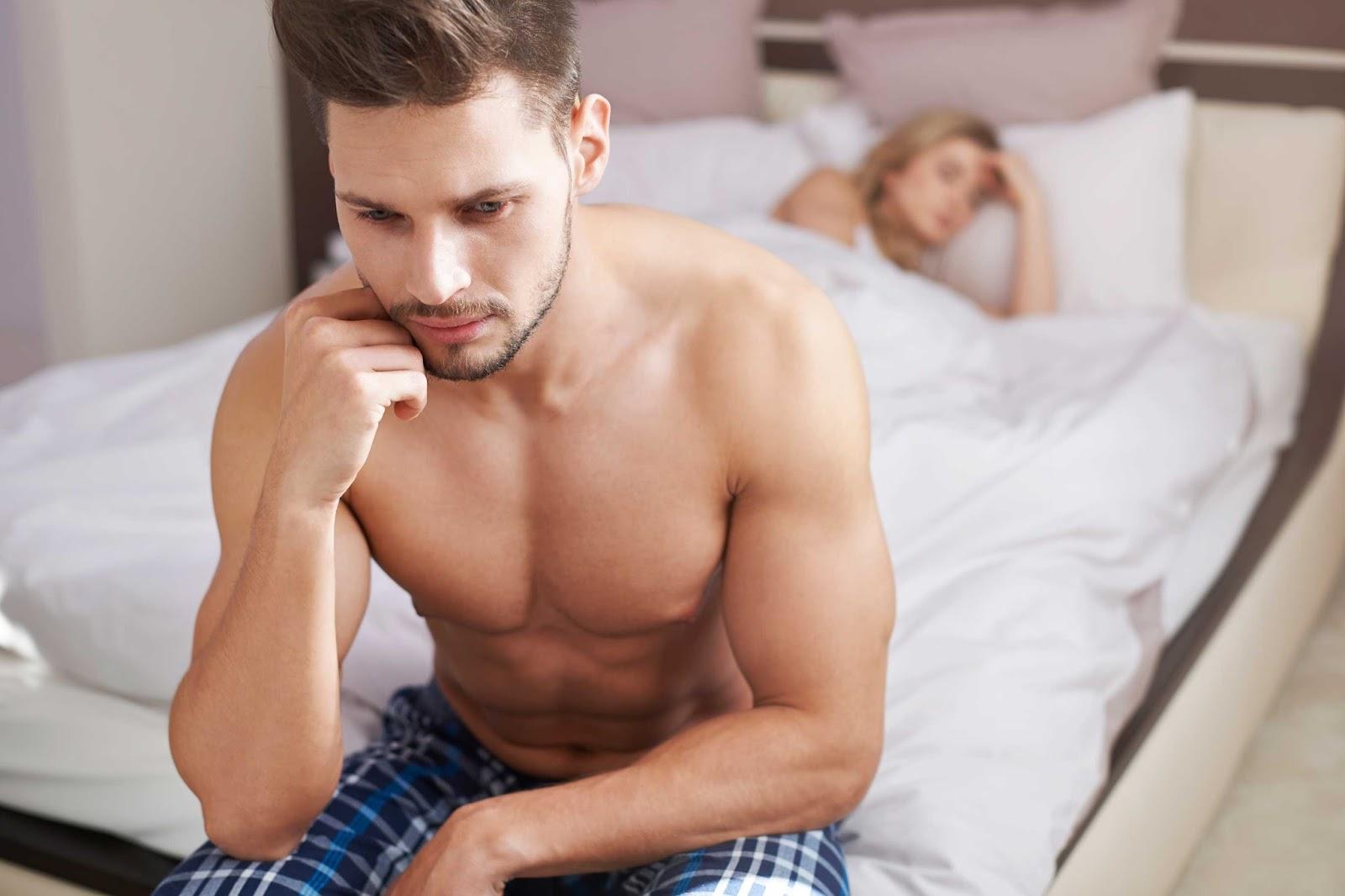 Cường dương – căn bệnh khó nói của quý ông - Ảnh 1