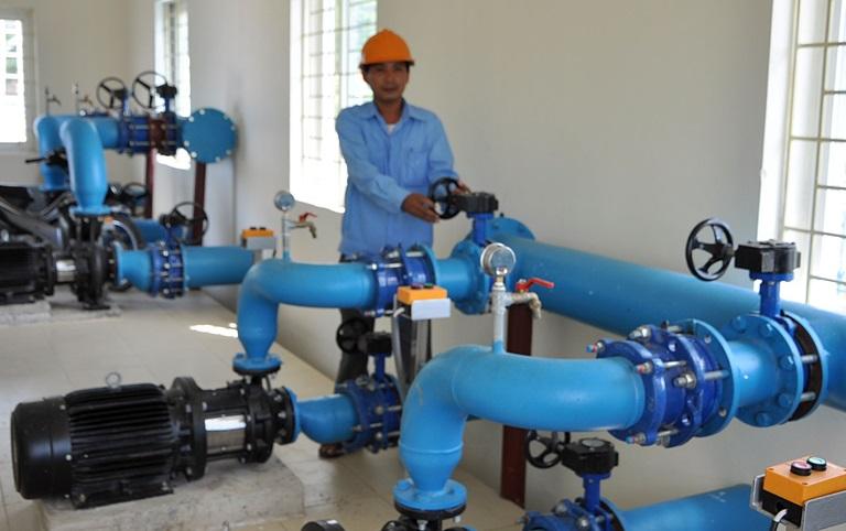 Xem nhà máy nước sạch tại Vĩnh Phúc - Ảnh 2