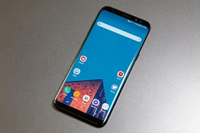 Samsung nghiên cứu chip cho Galaxy S9 - Ảnh 1