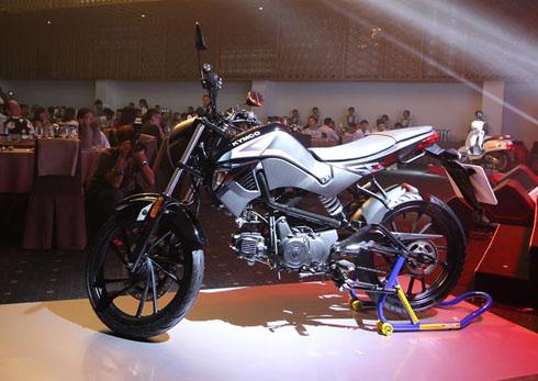 Ra mắt 2 xe máy 50 phân khối ở Việt Nam - Ảnh 1