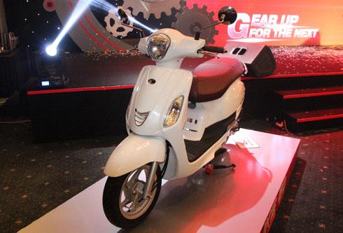 Ra mắt 2 xe máy 50 phân khối ở Việt Nam - Ảnh 2