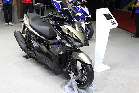 Yamaha ra phiên bản xe ga giới hạn đầu tiên tại Việt Nam dành cho nam giới - Ảnh 1