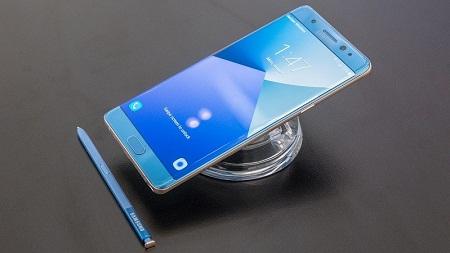 Lộ ảnh thực tế của Galaxy Note7 tân trang - Ảnh 1