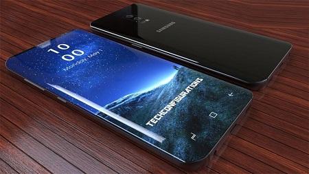 Xuất hiện mẫu thiết kế Galaxy S9 đẹp long lanh - Ảnh 1