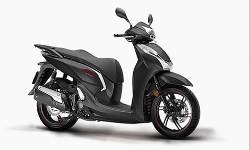 """Honda SH gây """"sốt"""" với phiên bản thể thao giá 249 triệu đồng - Ảnh 1"""