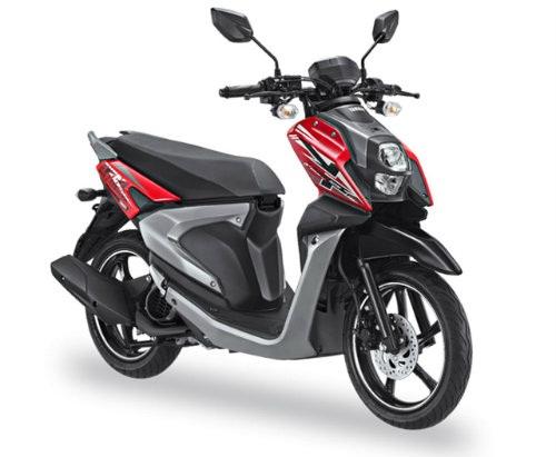 Xuất hiện mẫu xe tay ga đường trường mới của Yamaha giá 29,4 triệu - Ảnh 2
