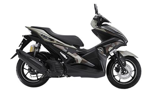 """Yamaha phiên bản """"nhà binh"""" giá 52,7 triệu - Ảnh 1"""
