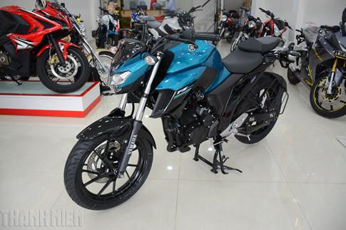 Yamaha FZ25 250 phân khối về Việt Nam giá hơn 60 triệu đồng - Ảnh 1