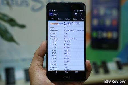 """Cận cảnh smartphone """"Made in Vietnam"""" giá bình dân của VNPT - Ảnh 3"""