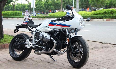 Xe môt tô BMW hoài cổ đầu tiên về Việt Nam giá hơn 270 triệu tại Mỹ - Ảnh 1