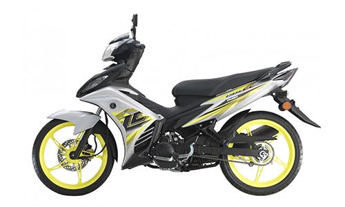 Yamaha Exciter 135 giá 1.700 USD ở Malaysia - Ảnh 1