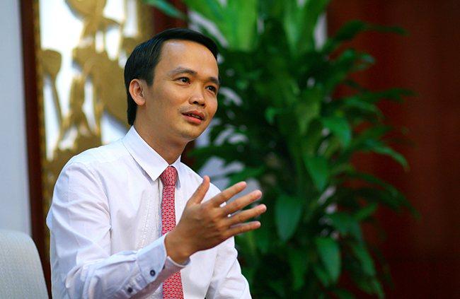 Tỷ phú Trịnh Văn Quyết:Từ chàng sinh viên bán điện thoại đến ông chủ tập đoàn FLC - Ảnh 1