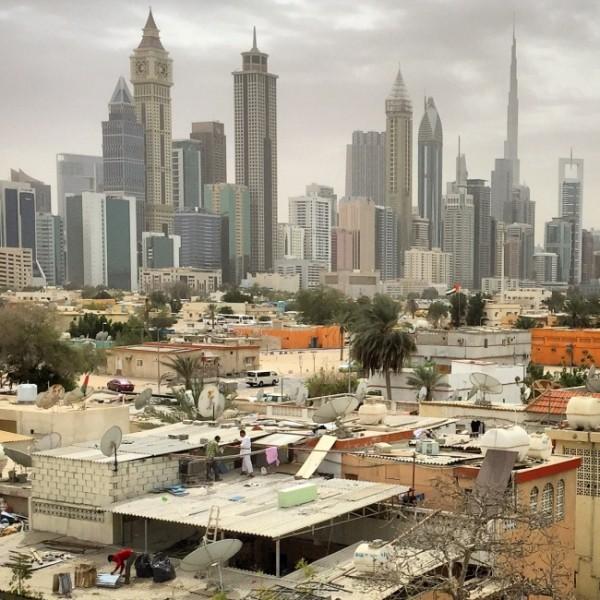 Những sự đối lập không phải ai cũng biết về Dubai - Ảnh 2