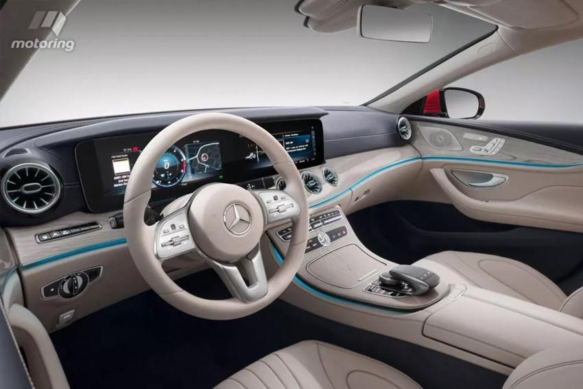 Hình ảnh chính thức đầu tiên của xế sang Mercedes-Benz S-Class 2018 - Ảnh 3