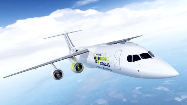 Chế tạo máy bay chở khách bằng điện ở Châu Âu - Ảnh 1
