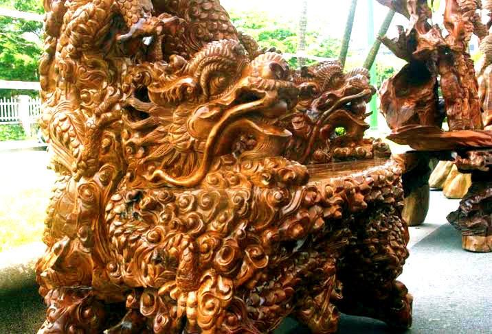 Cận cảnh những bộ bàn ghế tiền tỷ chưa chắc mua được của đại gia Việt  - Ảnh 8