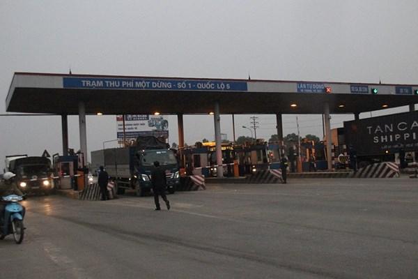 Trình chính phủ 2 phương án giảm phí BOT Quốc lộ 5 - Ảnh 1