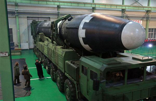 Báo Nhật tiết lộ thử nghiệm đáng sợ của Triều Tiên - Ảnh 1