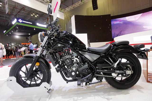 Rebel 300 giá 170 triệu sẽ trở thành mẫu phân khối lớn đầu tiên của Honda tại Việt Nam? - Ảnh 1
