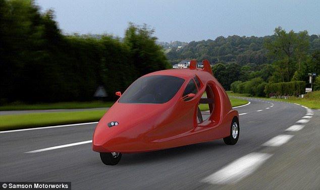 """Sắp ra mắt chiếc ô tô bay ra mắt, đạt vận tốc """"khủng"""" 320km/h - Ảnh 2"""