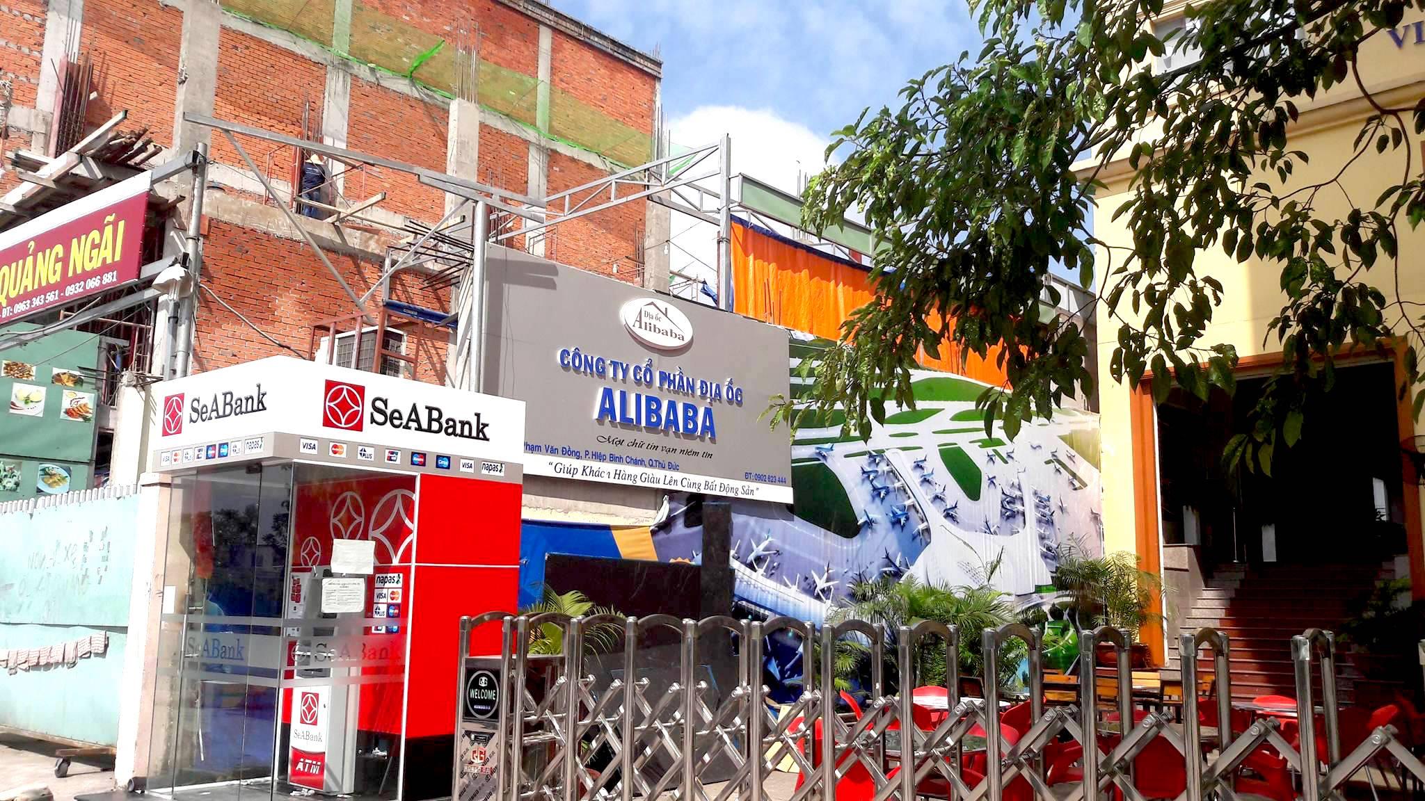 Cấm công ty địa ốc Alibaba tham gia dự án Tây Bắc Củ Chi - Ảnh 1