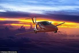 """Sắp ra mắt chiếc ô tô bay ra mắt, đạt vận tốc """"khủng"""" 320km/h - Ảnh 1"""