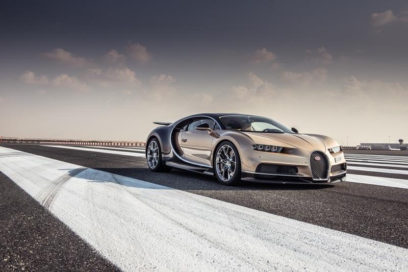 70 đại gia bỏ hàng trăm tỷ mua siêu xe Bugatti Chiron trong năm 2017 - Ảnh 2