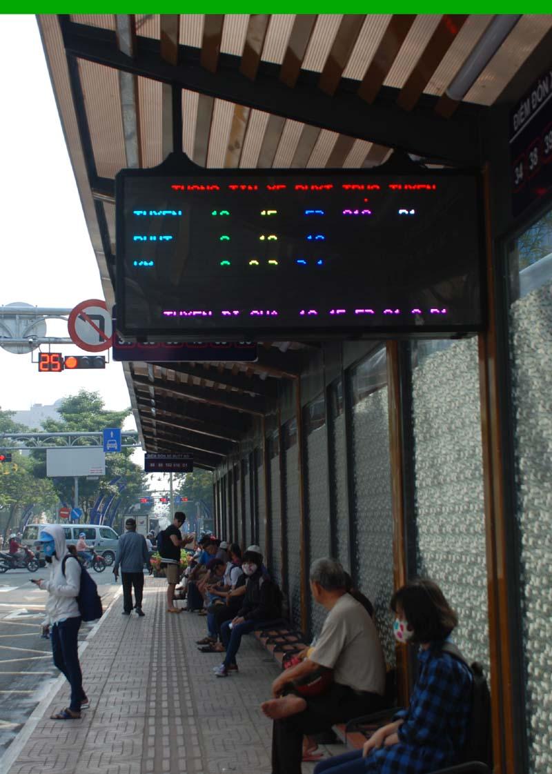 Trạm xe buýt 8,5 tỷ đồng ở TP. Hồ Chí Minh có gì hấp dẫn? - Ảnh 3