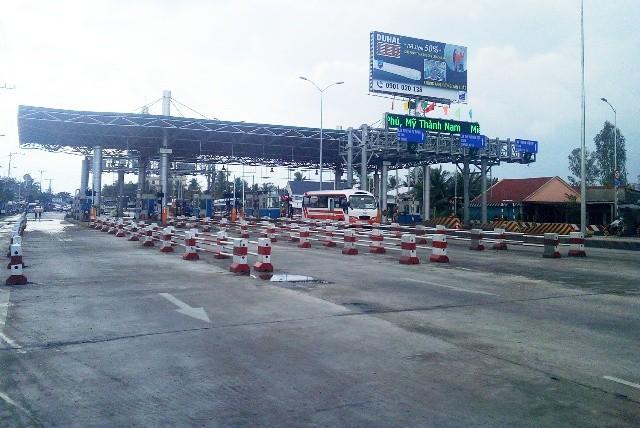 Lãnh đạo tỉnh Tiền Giang nhận trách nhiệm vụ BOT Cai Lậy - Ảnh 2