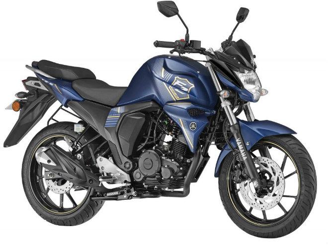 Ra mắt Yamaha FZS-FI, giá 30,6 triệu đồng - Ảnh 1