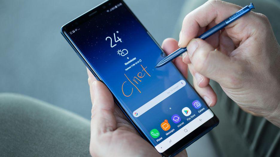 Samsung lên tiếng về sự cố pin Galaxy Note 8 - Ảnh 1