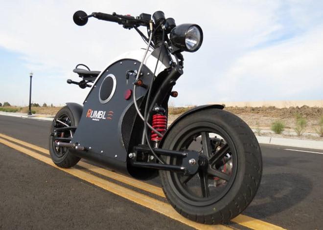 Chiếc xe đạp điện đạt vận tốc 70 km/h - Ảnh 1