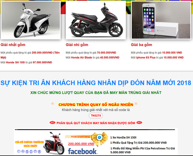 Cảnh báo: Hơn 700 website lừa đảo người dùng Internet Việt Nam - Ảnh 1