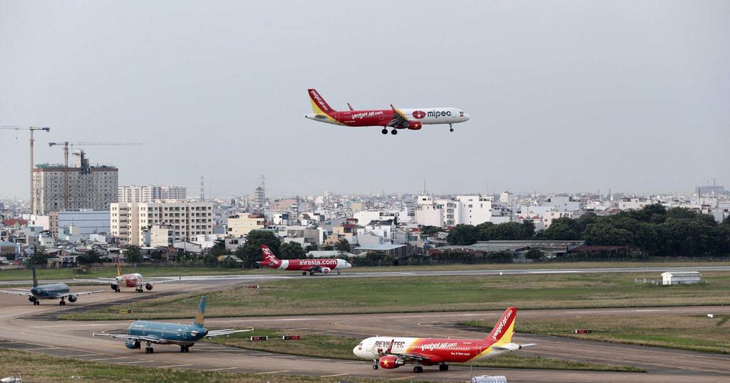 Tăng gần 3.000 chuyến bay phục vụ Tết nguyên đán Mậu Tuất  2018 - Ảnh 1