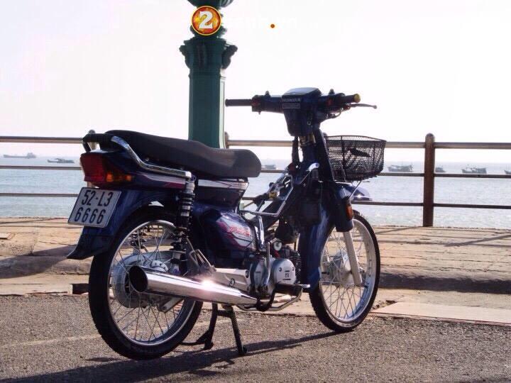 """Những chiếc Honda Dream mang biển tứ quý """"siêu khủng"""" - Ảnh 4"""