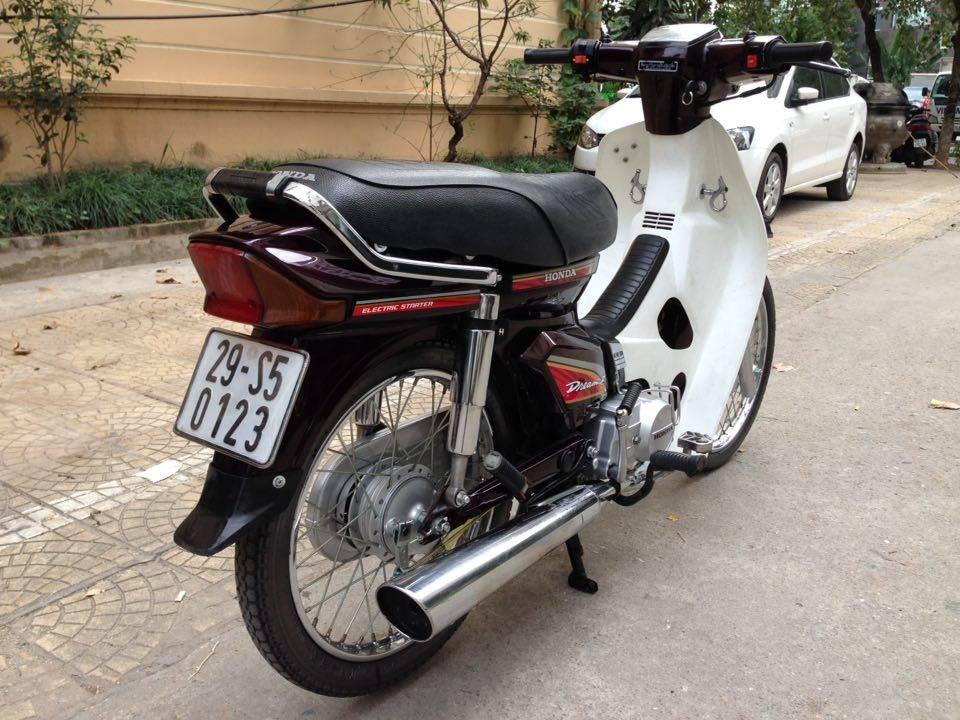 """Những chiếc Honda Dream mang biển tứ quý """"siêu khủng"""" - Ảnh 5"""
