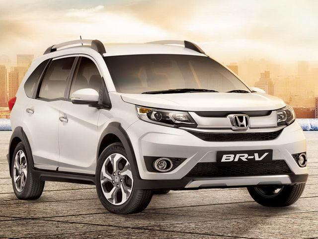 Cận cảnh xe 7 chỗ Honda BR-V có giá chỉ 450 triệu đồng - Ảnh 1