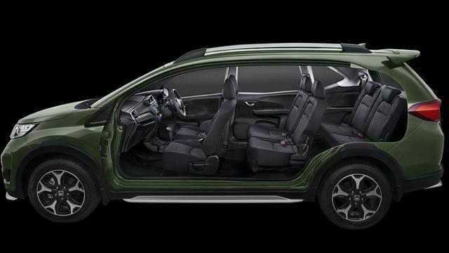Cận cảnh xe 7 chỗ Honda BR-V có giá chỉ 450 triệu đồng - Ảnh 2